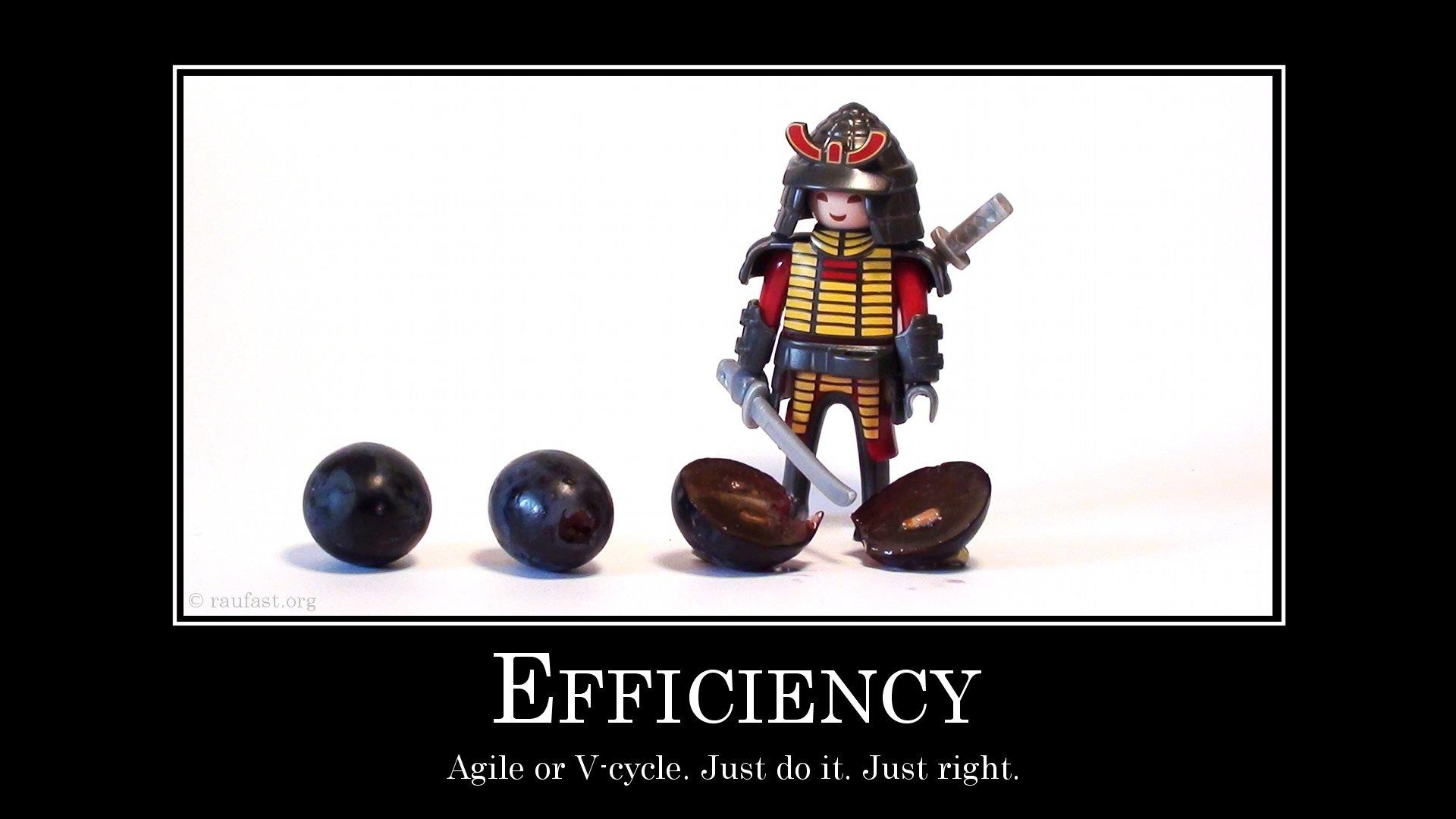 Playmobil Motivational Poster